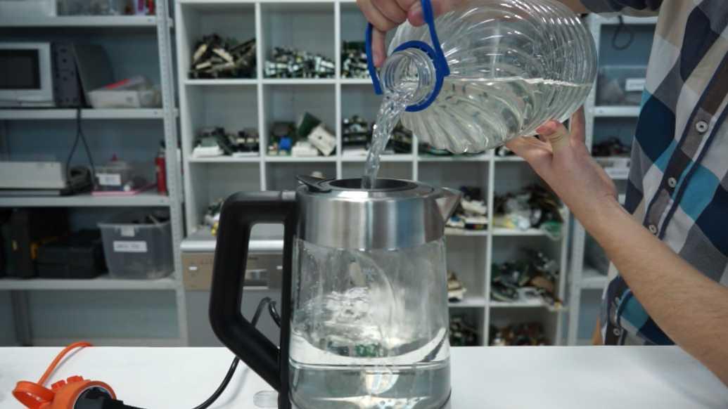 Революционный электро-чайник от Polaris из рекламы