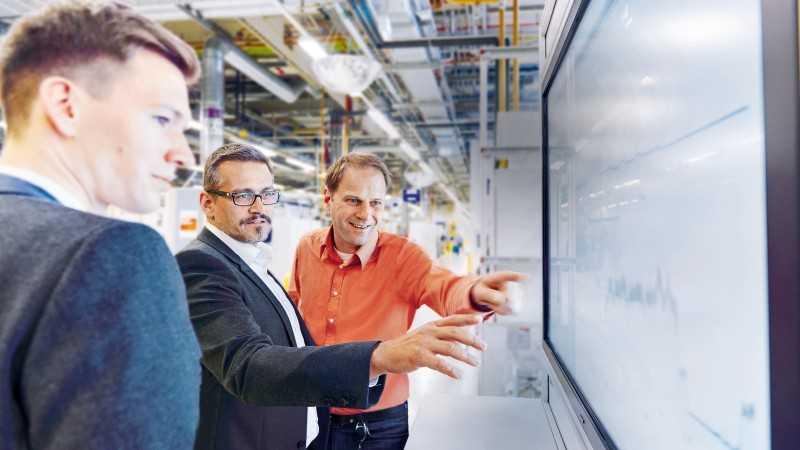Завод Bosch сам производит для себя энергию