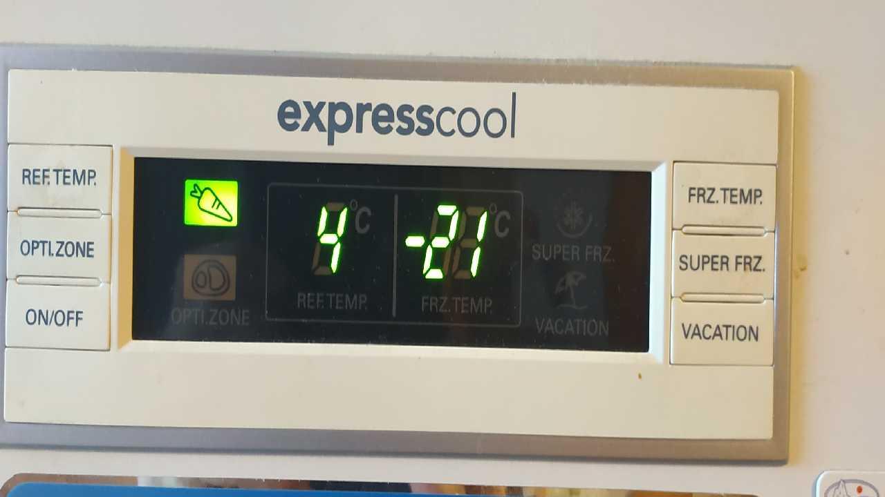 холодильник lg ga-479bma как переключить режим на морозилку
