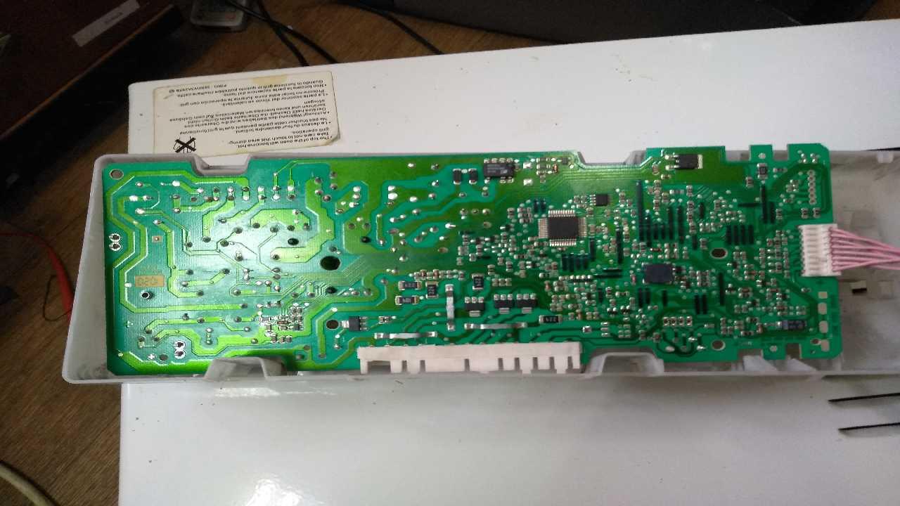 СМА BOSCH Classixx6 WAA20272CE Нужен модуль.
