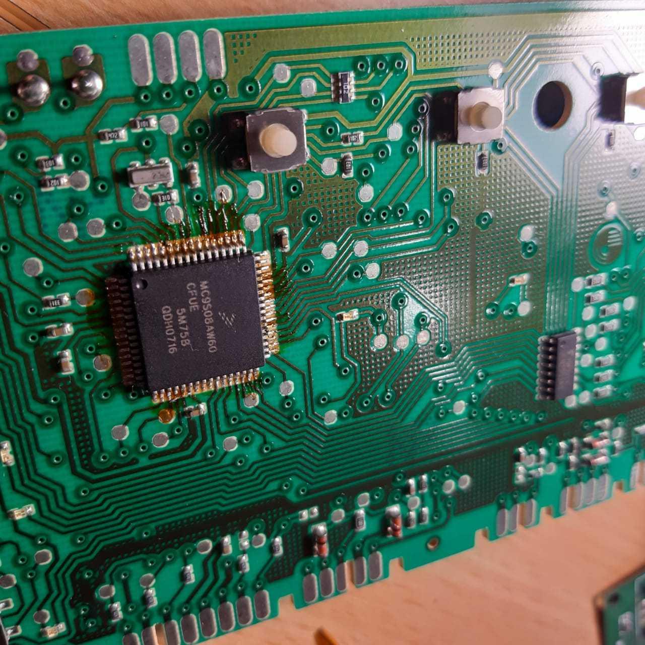 Electrolux EWG1274W необходима прошивка и конфиг