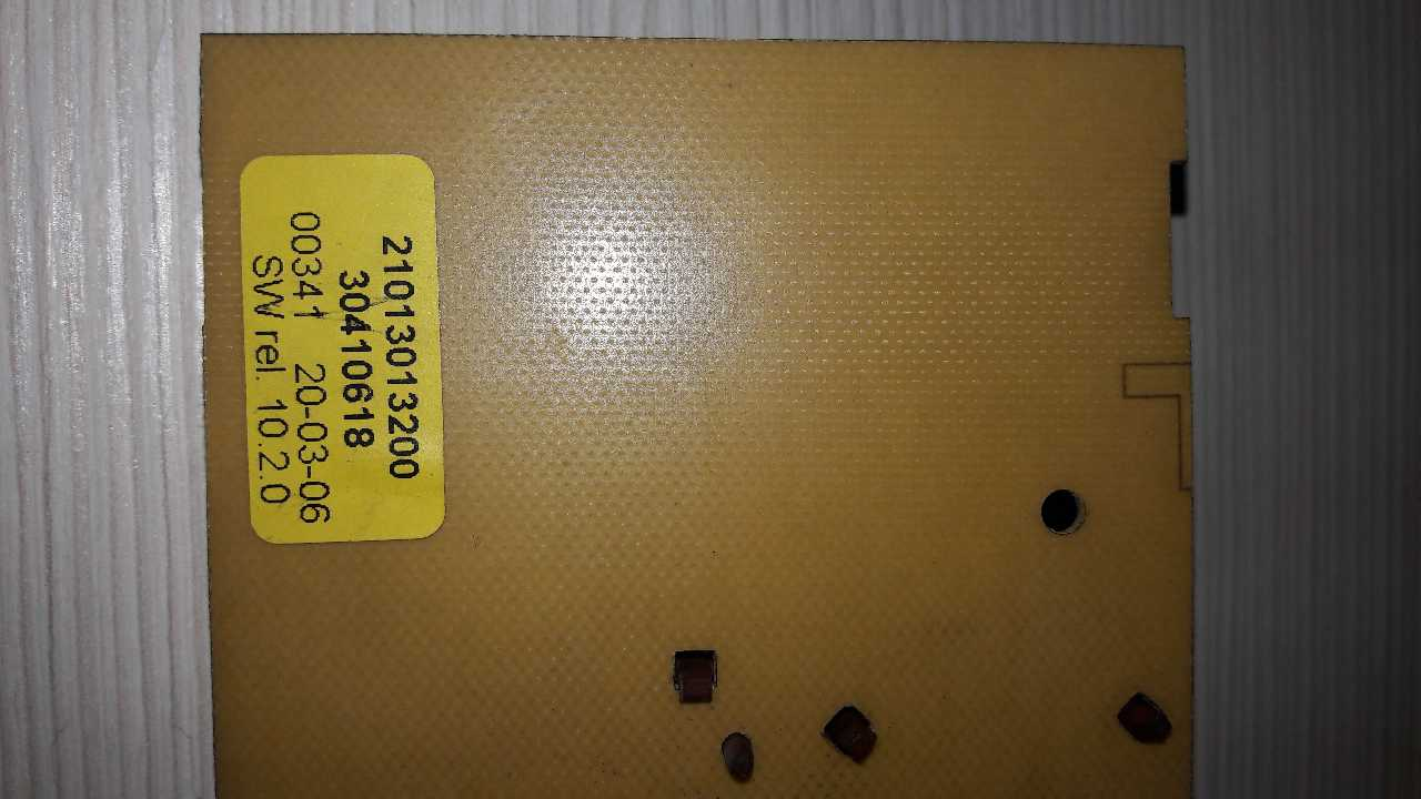 Ищу прошивку платы индикации стиральной машины WIUL83