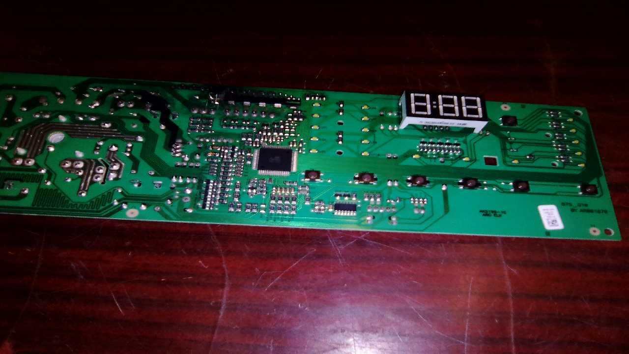 СМА beko модуль B7S_G10 помощь в осознании деталей