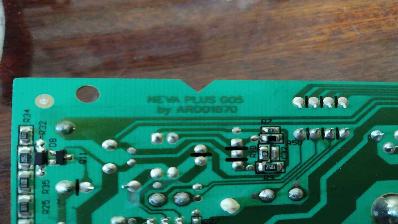 Помогите определить компонент на плате модуля Nova plus g05