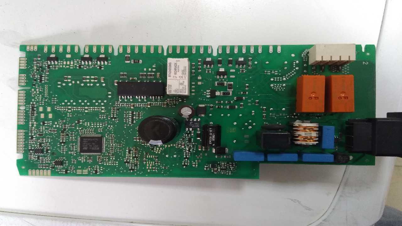 Посудомоечная машина Bosch SMV53L50EU/RU не греет воду