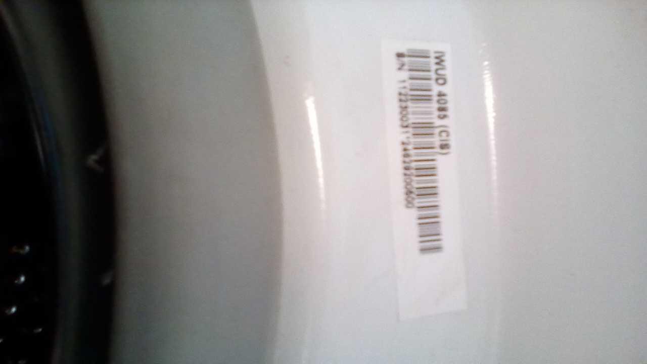 Помогите решить проблемму с прошивкой для стиральной машинки indesit iwub 4085.