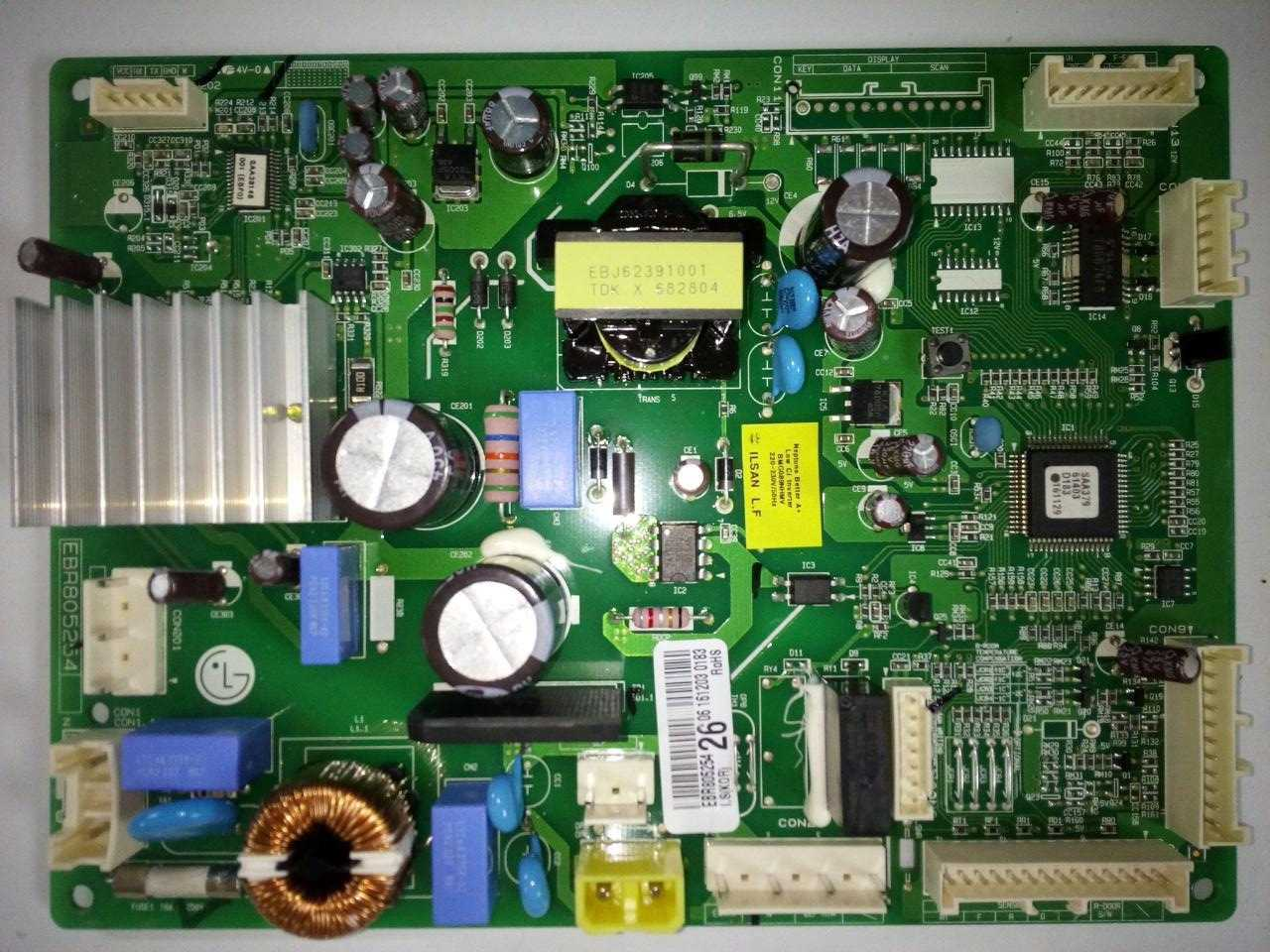 Эл.модуль EBR80525426 на хол-к LG GA-B419SQQL