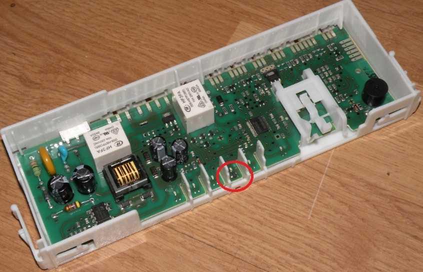 Нужна маркировка SMD компонента ХЛД Bosch KGN36NW10R/01