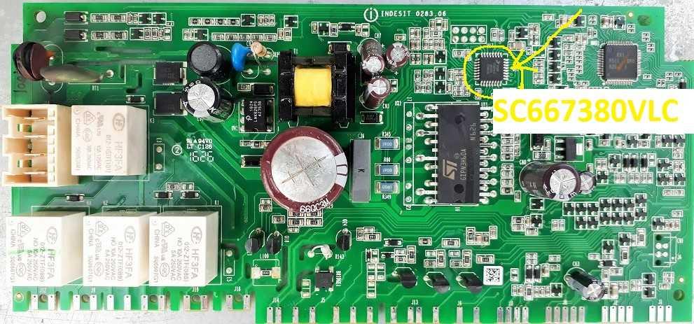 SC667380 NXP 32 pin-DEA701,мне нужен даташет