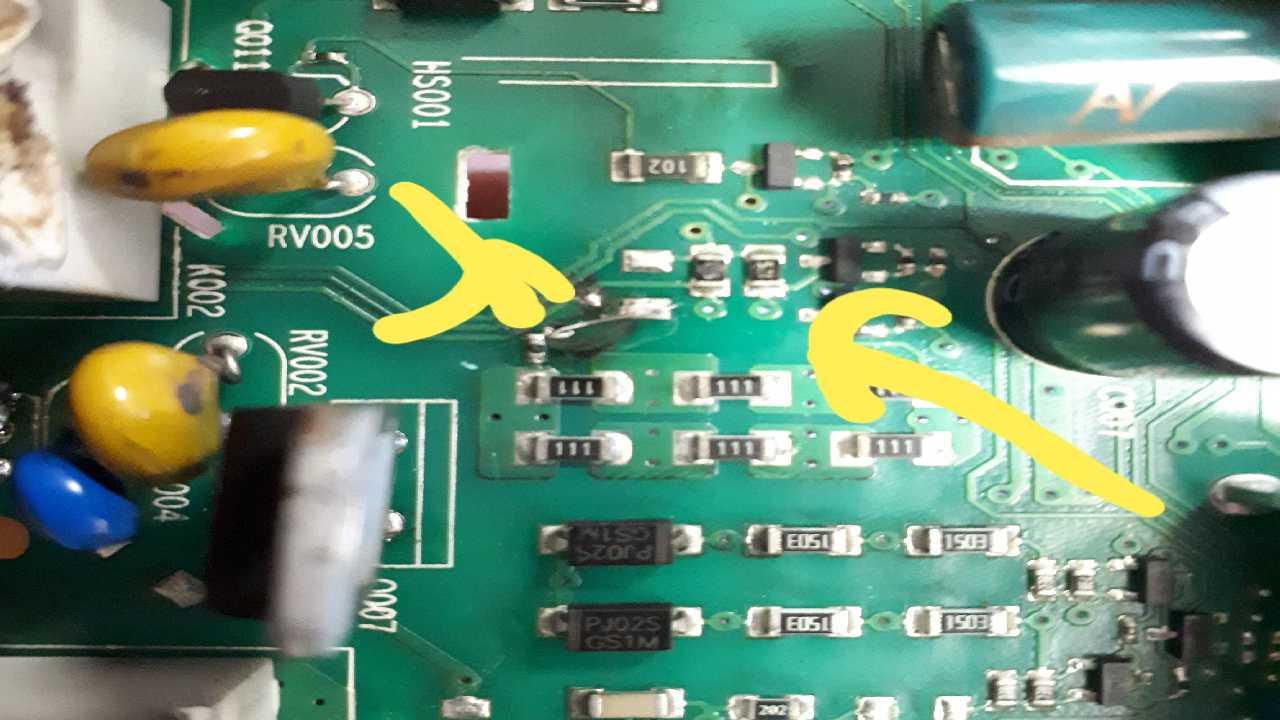 Стиральная машинка индезит, сгорело несколько элементов. Нужны их параметры .