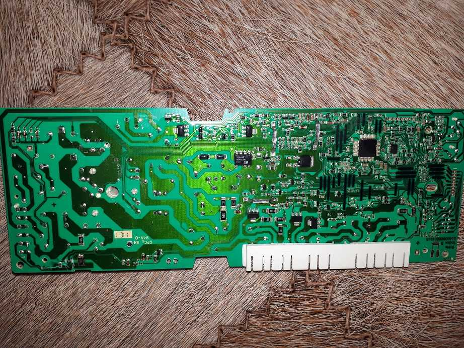 СМА BOSCH опознать резистор.