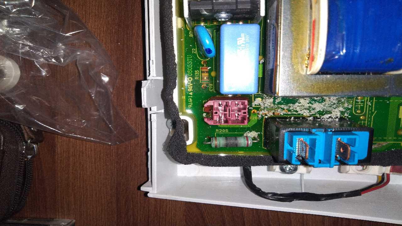 LG 6870EC9281A подскажите номинал резистора R205