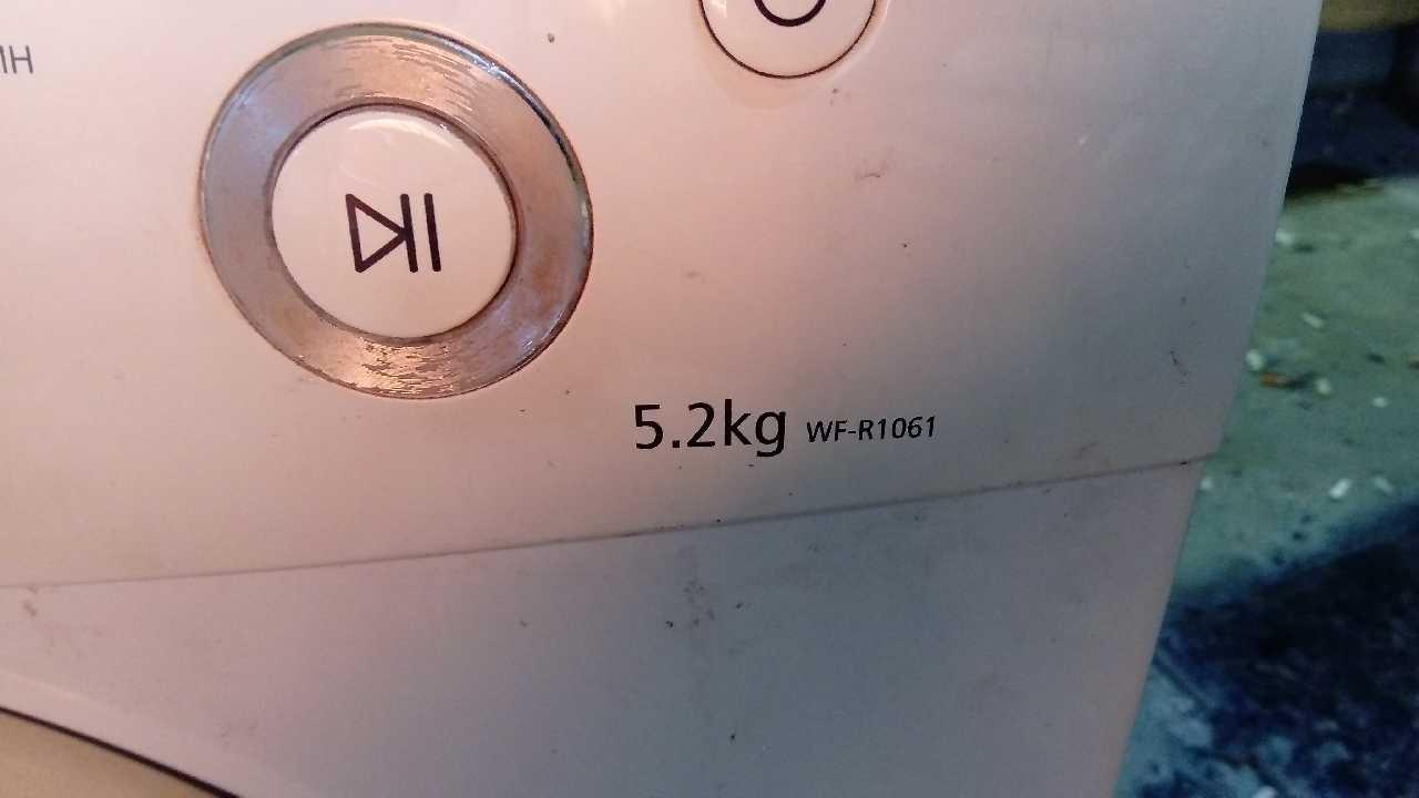 СМА Samsung wf-r1061 не выходит на отжим.