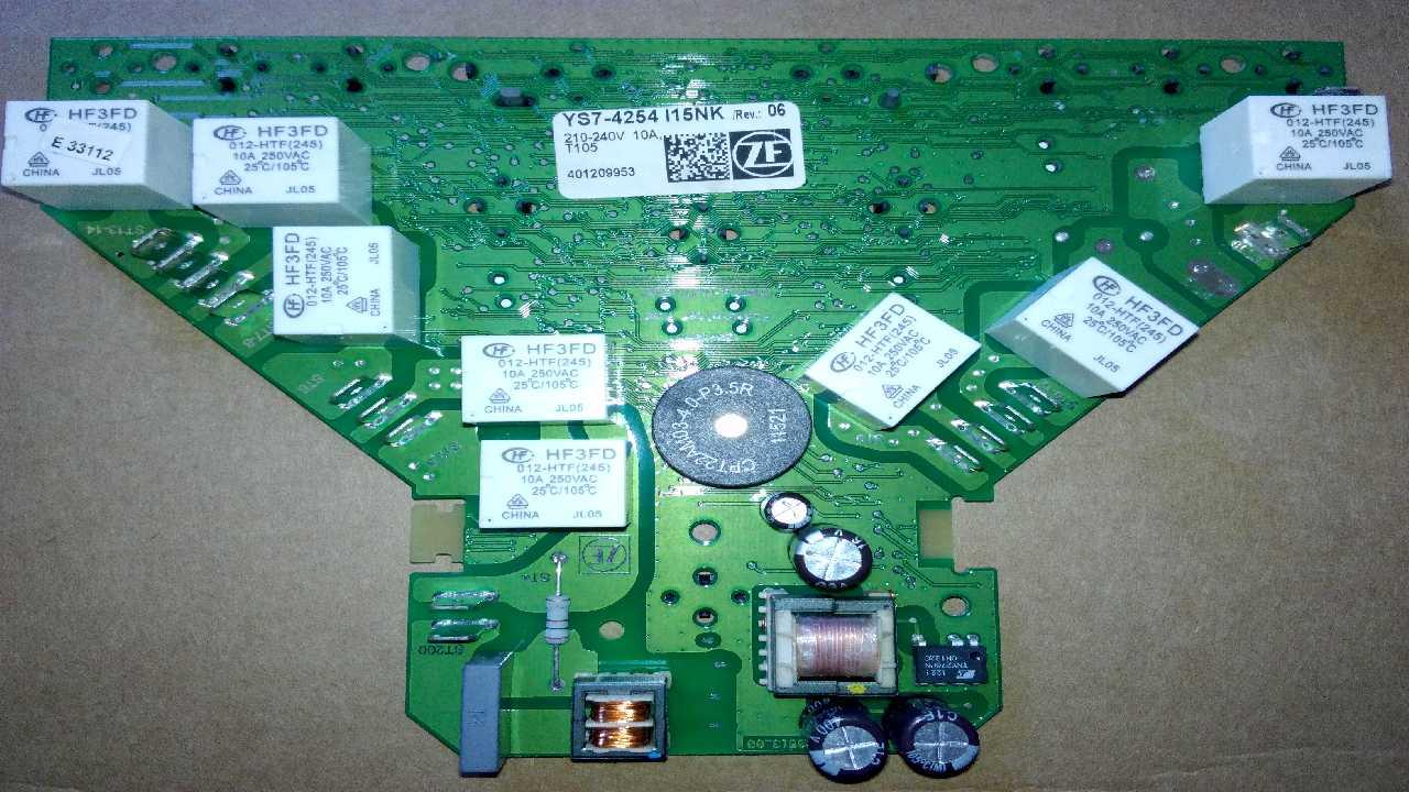 Нужна прошивка на варочную панель Hansa BHC63906