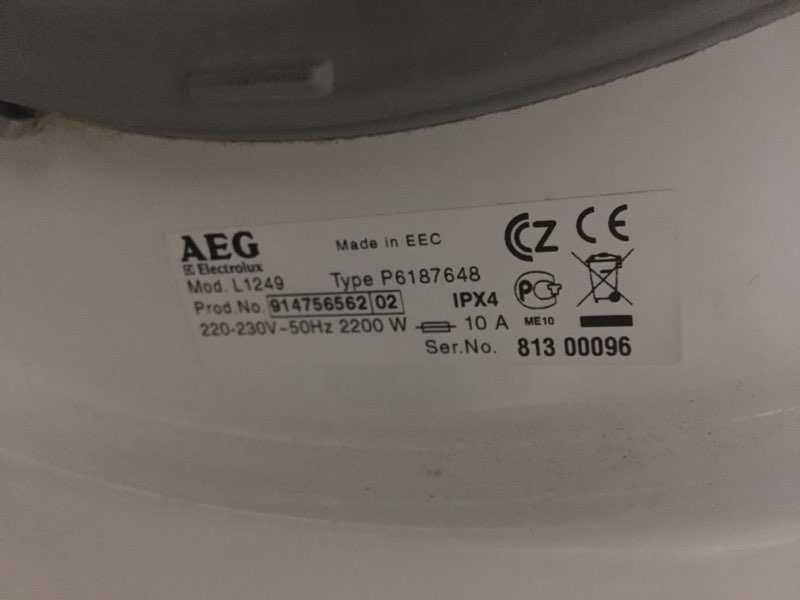 Модуль стиральная машина электролюкс,  подбор модуля