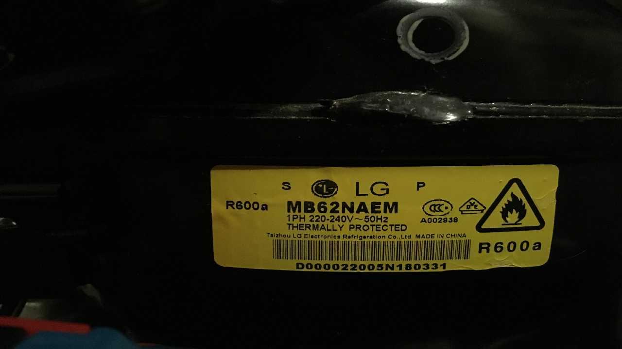 Помощь в выборе аналога компрессора для морозильной камеры