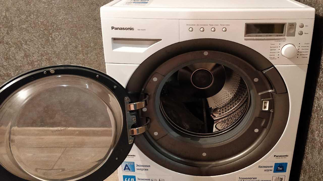 Продам запчасти для СМА Panasonic NA-16VX1