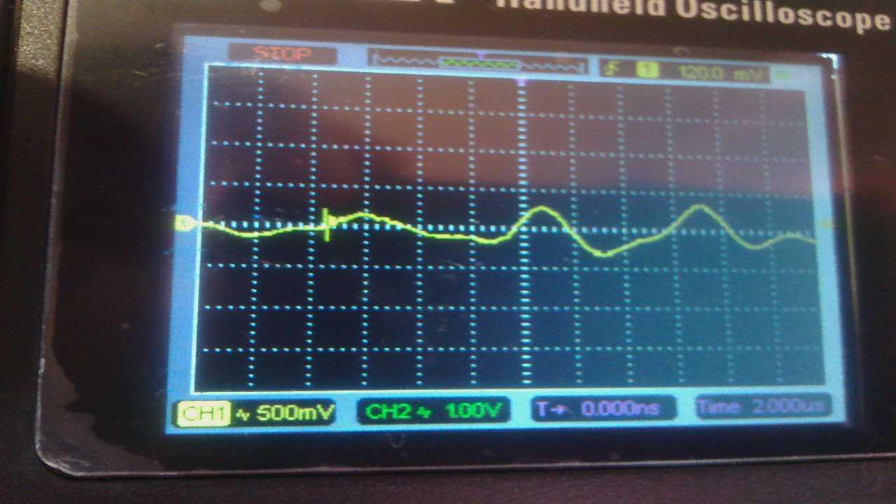 СМА Bosch WOT264830E/01  нет запуска и индикации