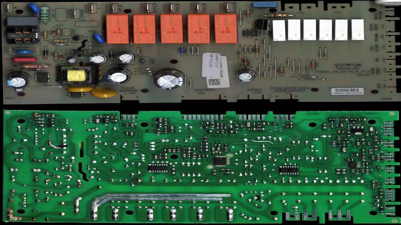 Прошивка для Gorenje BO 658-ORAW (evp351-441e)