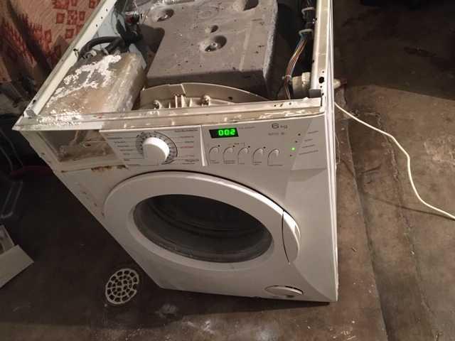 Gorenje WA 62125 требуется содержимое контроллера