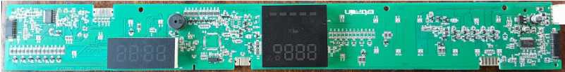 Духовой шкаф Ariston FK 1039E 20 X/HA, Нужна прошивка платы индикации