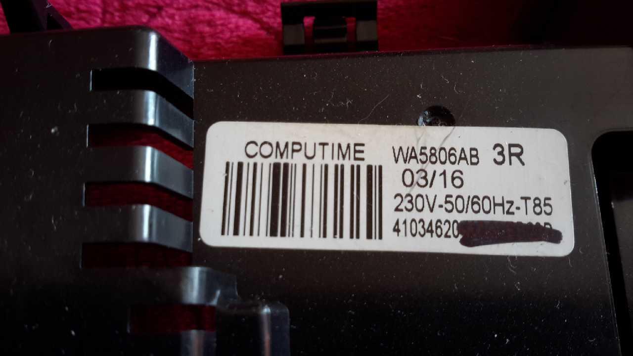 СМА Candy GC34 1062 D2-07 31006953 нужен полный дамп