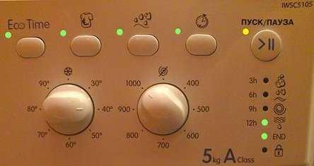 Ошибки F06 и F17 на всех программах на любом цикле стирки?