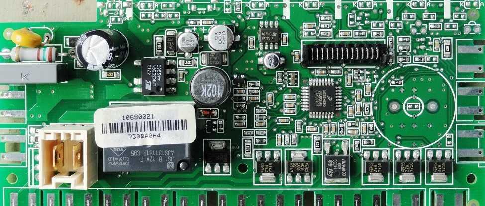 посудомоечной машины GORENJE GI 63220E нужна прошивка МК   MC68HC908JL8
