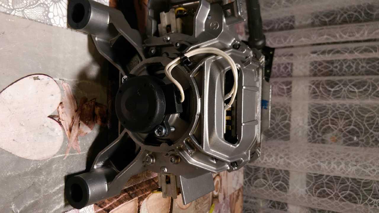 Переделка двигателя BOSCH  WLM20440OE/02 FD9005 400283